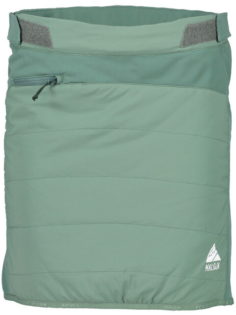 Maloja W's KrakauM. Ski Mountaineering Primaloft Skirt dark mint